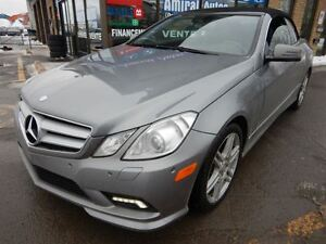 2011 Mercedes-Benz E-Class E350*CONVERTIBLE*SHOWROOM CONDITION*C