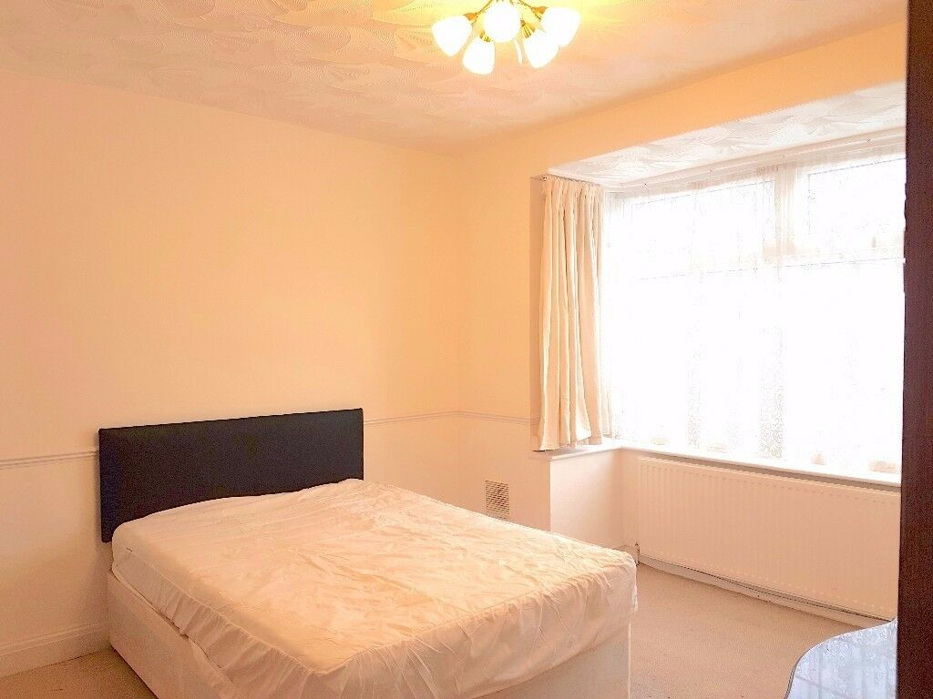 New Rooms In West Drayton/Heathrow - Double Rooms - Bills Included!