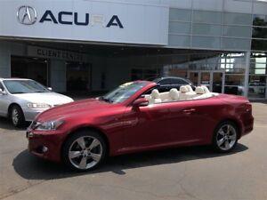 2012 Lexus IS250C HARDTOP | | NOACCIDENTS | 240HP |