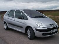06 Citroen Xsara Picasso, Excellent condition