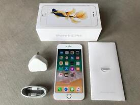 IPhone 6s Plus - 16gb - unlocked - rose gold