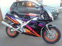 Yamaha FZR 1000 EXUP (foxeye) vgc, (open to sensible offers or may swap) please read ad.