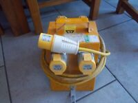 110v 4 way splitter ( this is not a transformer ) price includes postage
