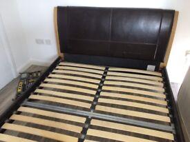 Bedombouw 160 X 210.Myers Double Divan Bed In Cardiff Gumtree