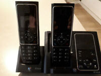 BT Verve 450 TWIN dual Cordless phone with Answer Machine