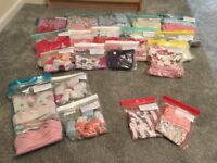 Baby girl clothing bundle 9-12, 12-18 and 18-24 months