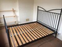 Bed Frame Ikea Halden super king size