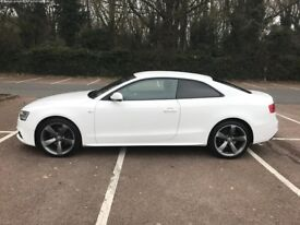 **Reduced** Audi A5 Black Edition 177BHP 2013 model