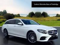 Mercedes-Benz E Class E 220 D AMG LINE PREMIUM PLUS (white) 2016-11-21