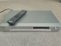SONY DVD player (silver)