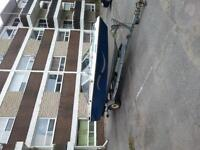 steal for the price 18 foot bowrider with 2.5 inboard