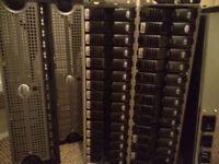 EMC Dell Storage Array Clariion CX300 14 x 300GB 10k, 1 x 300GB 15k, 13 x 146GB 10k SAS FreeDelivery