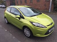 Ford Fiesta 1.4 tdci Edge, £20 Tax, Lady owner, hpi clear, service history