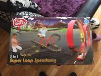 11ft 3in1 super loop speedway scalextrics