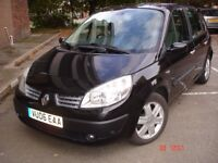 RENAULT SCENIC 1.6 LONG M.O.T