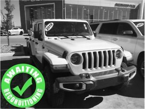 2018 Jeep Wrangler Unlimited Sahara  Nav  Heat Leath/Wheel  Rem