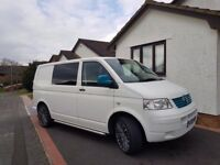Swap 2009 VW T5 for Vauxhall Vivaro or Renault Trafic HIGH ROOF ONL