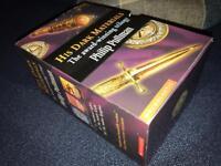 His dark materials trilogy! Philip Pullman
