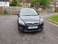 2010 Ford Focus 1.6 Zetec S @07445775115 Sport+Warranty+Good Looking Clean+Warranted Mileage+5 Doors