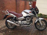 Guzzi v750 Breda Motorbike