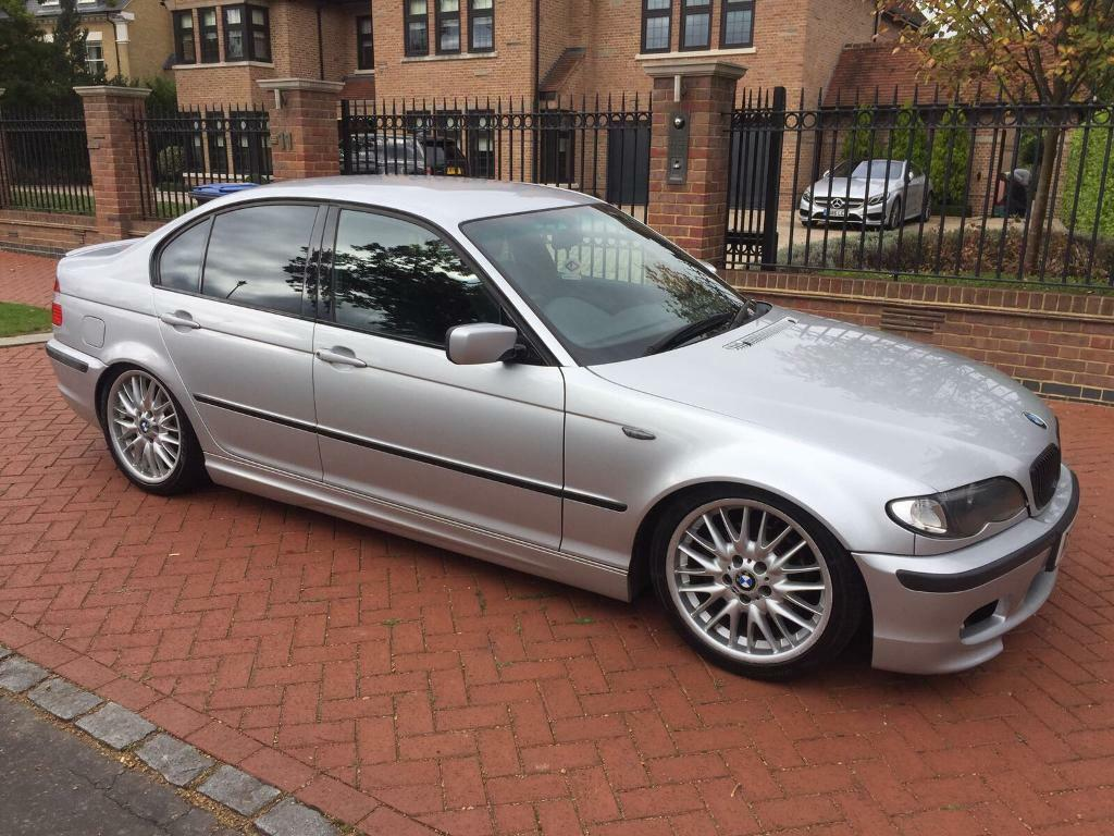 bmw e46 325i sport facelift in barnet london gumtree. Black Bedroom Furniture Sets. Home Design Ideas