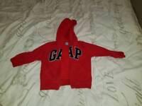 Boys gap hoody 2-3yrs