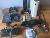 Xbox 360 arcade for sale £50 60 Gb memory