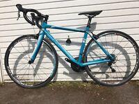 Ladies Road Bike - Cube Axial WLS Pro 53cm