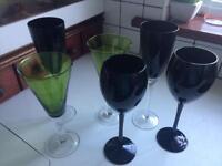 Wine glassea