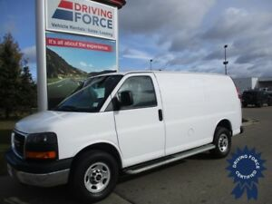 "2016 GMC Savana 2500 135"" WB Cargo Van, Power Door Locks"