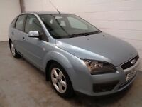 FORD FOCUS , 2007/57 REG , ONLY 45000 MILES + FULL HISTORY , YEARS MOT , FINANCE AVAILABLE, WARRANTY