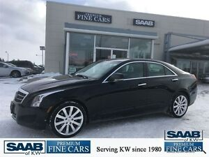 2014 Cadillac ATS AWD NO ACCIDENT NAVIGATION LEATHER HEATED SEAT