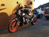 2004 Aprilia RSV Tuono 1000 Fighter, 1 previous owner, Great condition, 12 Months MOT