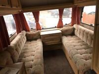 Compass 2 berth caravan