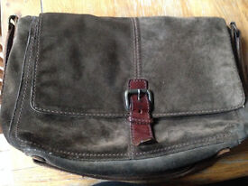 FOSSIL Leather Satchell