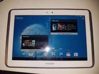 Samsung Note 10.1 WIFI 3G Enabled Tablet