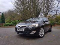 Vauxhall Astra 1.7 CDTi ecoFLEX 16v Elite (sat nav) 5dr Diesel 12 month MOT