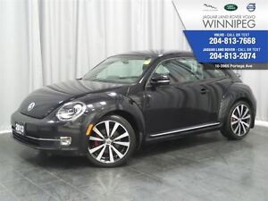 2013 Volkswagen Beetle Coupe 2.0T Turbo *LOCAL ONE OWNER TRADE*