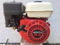 Honda GX160 engine 5.5hp Wacker plate
