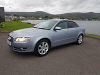 2005 Audi A4 2.0 TDI SE 140BHP