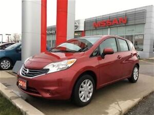 2014 Nissan Versa Note SV CONVENIENCE PACKAGE