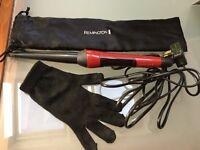 Remington silk hair curler