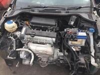 SEAT IBIZA 6J BXW ENGINE 1.4 PETROL WILL FIT VW AUDI SKODA ETC + MILEAGE PROOF 65K 2010-2013