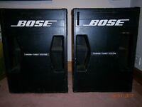 BOSE 302 Bass Bins