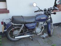 Honda CD250 U J motorcycle