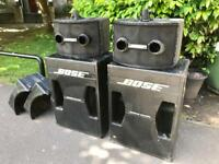 Bose Professional Soundsystem with Amps