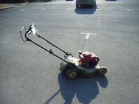 Honda IZY mower (spares or repairs)