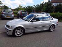 2003 BMW 318i M Sport Silver