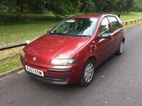 Fiat punto 1.2 ACTIVE,2003, 59k miles