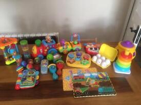 Baby / toddler toys